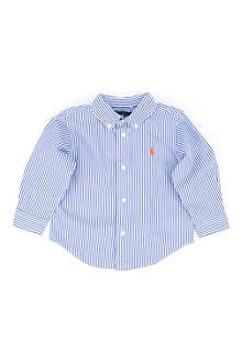 RALPH LAUREN Blake cotton shirt 1-2 years