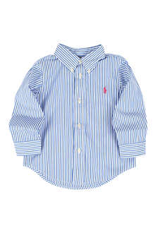 RALPH LAUREN Striped shirt 9-24 months