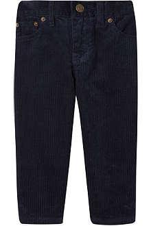 RALPH LAUREN Corduroy trousers 9-24 months