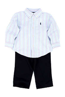 RALPH LAUREN Shirtpant set 1-2 years