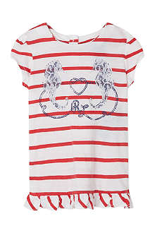 RALPH LAUREN Striped t-shirt 9-24 months