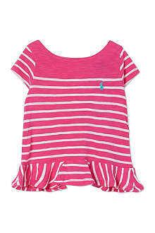 RALPH LAUREN Striped t-shirt 9-18 months
