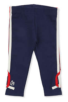 RALPH LAUREN Nautical leggings 9-24 months