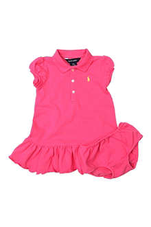 RALPH LAUREN Polo dress 3-24 months