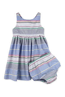 RALPH LAUREN Checked dress 9-18 months