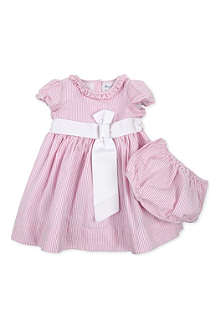 RALPH LAUREN Seersucker dress 3-24 months