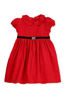 RALPH LAUREN Short sleeve party dress 12-24 months