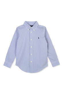 RALPH LAUREN Blake striped shirt 2-7 years