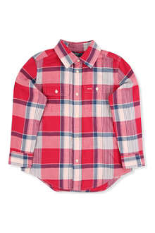 RALPH LAUREN Long-sleeved matlock shirt 2-7 years