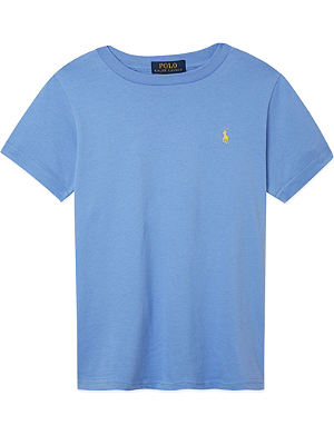 RALPH LAUREN Logo t-shirt 5-7 years