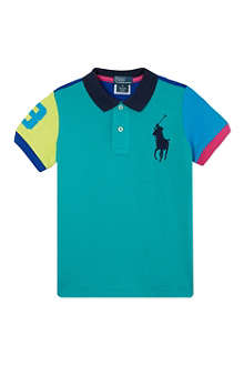 RALPH LAUREN Classic polo shirt 3-7 years
