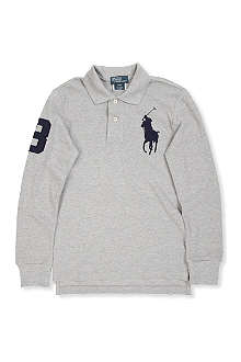 RALPH LAUREN Large icon polo shirt 2-7 years