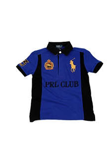 RALPH LAUREN Club polo shirt 2-7 years