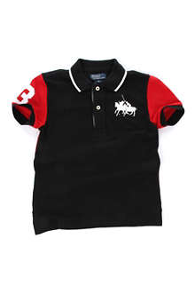 RALPH LAUREN Dual Pony polo shirt 2-7 years