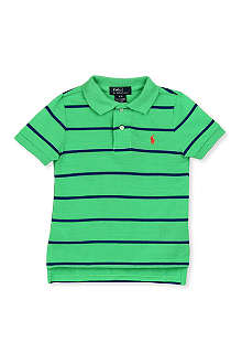 RALPH LAUREN Classic striped polo shirt 3-7 years