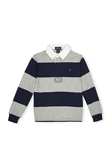 RALPH LAUREN Rugby shirt 5-7 years