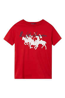 RALPH LAUREN Graphic t-shirt 2-7 years