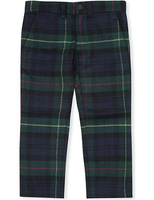 RALPH LAUREN Newport slim-fit trousers