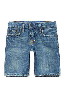RALPH LAUREN Classic five-pocket shorts 2-7 years