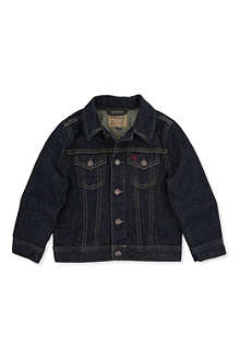 RALPH LAUREN Classic trucker denim jacket 2-7 years