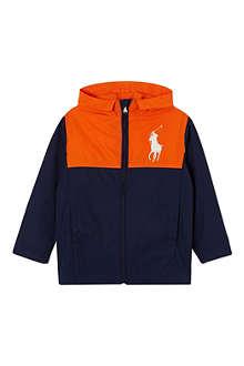 RALPH LAUREN George hooded jacket 2-7 years