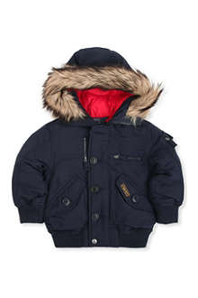 RALPH LAUREN Holter bomber jacket 2-7 years