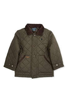 RALPH LAUREN Hagan quilted jacket 2 - 7 years