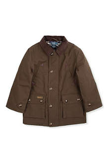 RALPH LAUREN Wilkins cotton jacket 2 - 7 years