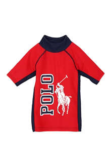 RALPH LAUREN Polo top 2-7 years
