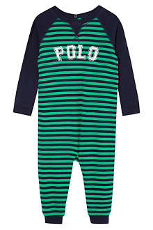 RALPH LAUREN Striped babygrow 3-12 months