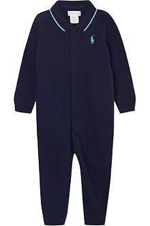 RALPH LAUREN Polo coverall 3-12 months