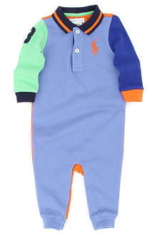 RALPH LAUREN Full-length bodysuit 3-9 months