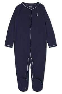 RALPH LAUREN Cotton bodysuit 3-9 months