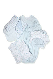 RALPH LAUREN Four-piece gift set 0-9 months