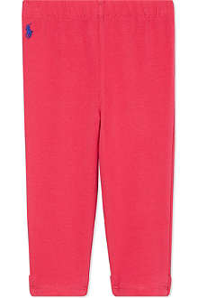 RALPH LAUREN Bow back leggings 3-24 months