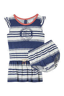 RALPH LAUREN Ringer t-shirt dress 3-24 months