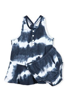RALPH LAUREN Tie dye dress 3-12 months
