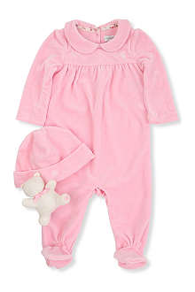 RALPH LAUREN Girl bodysuit gift box set 3-9 months