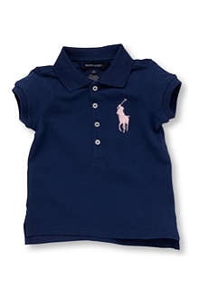 RALPH LAUREN Big Pony polo shirt 2-7 years