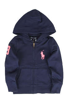 RALPH LAUREN Big Pony hoody 2-4 years