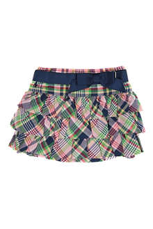 RALPH LAUREN Checked skirt 2-4 years