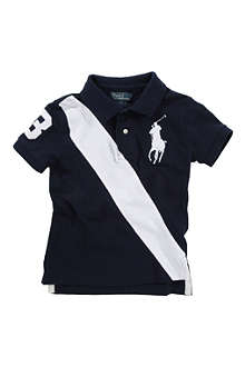 RALPH LAUREN Big Pony polo shirt 2-4 years