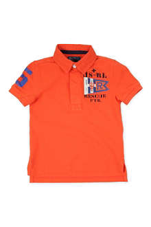 RALPH LAUREN Rescue polo shirt 2-7 years