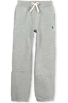 RALPH LAUREN Stretch-jersey jogging bottoms 3-4 years