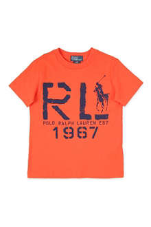 RALPH LAUREN 1967 t-shirt 2-7 years