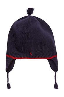 RALPH LAUREN Earflap wool hat