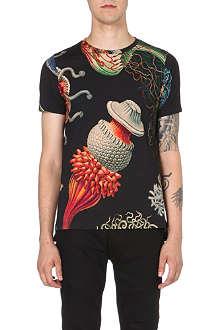 VIVIENNE WESTWOOD Sea Creature printed t-shirt