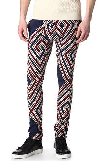 VIVIENNE WESTWOOD Printed jogging bottoms