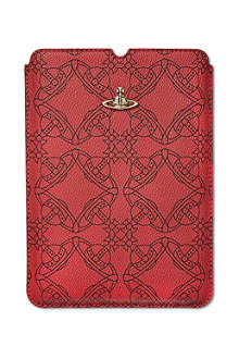 VIVIENNE WESTWOOD Logomania iPad mini case