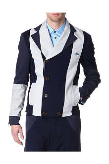 VIVIENNE WESTWOOD Patch-panel blazer